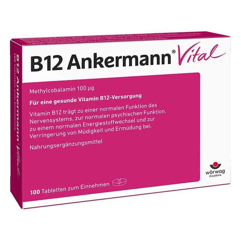 B12 Ankermann Vital Tabletten  bei apo-discounter.de bestellen