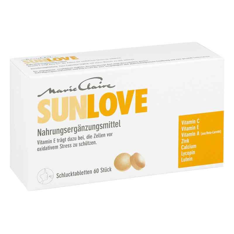 Marie Claire Sunlove Tabletten  bei apo-discounter.de bestellen