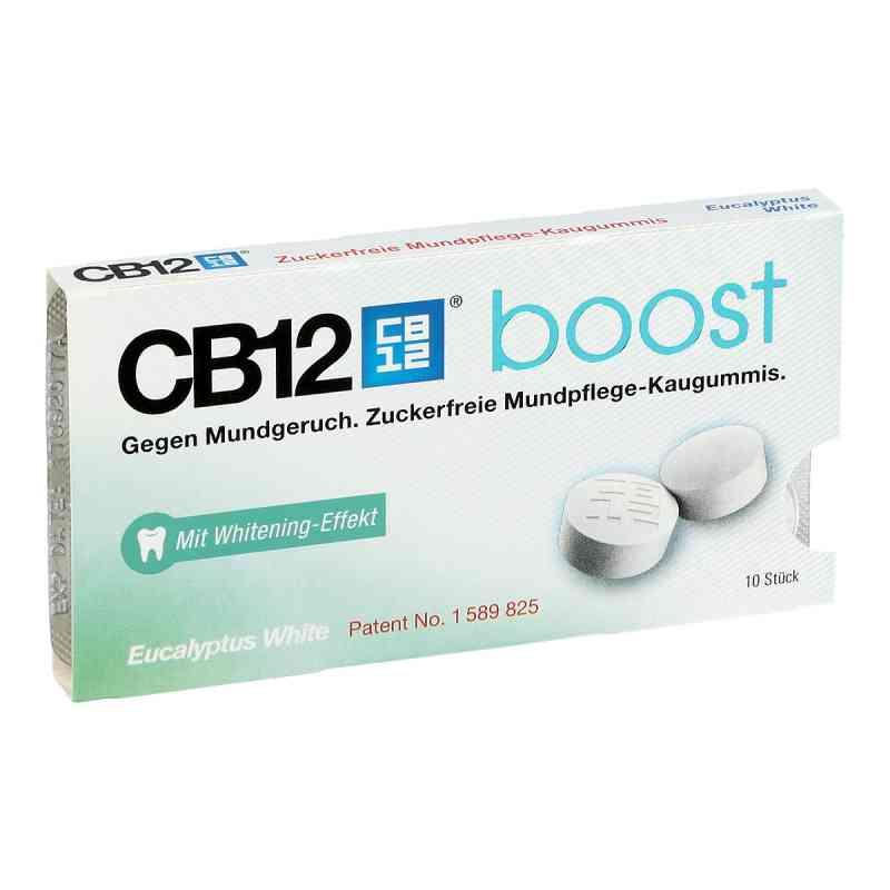 Cb12 boost Eukalyptus Kaugummi  bei apo-discounter.de bestellen