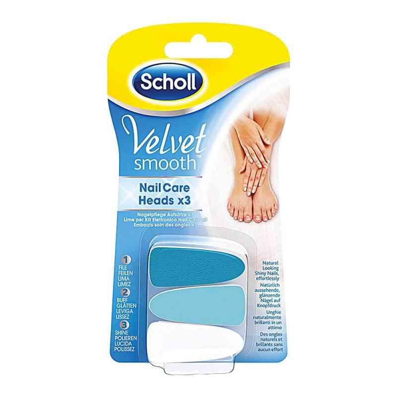Scholl Velvet smooth Nagelpflege Aufsätze  bei apo-discounter.de bestellen