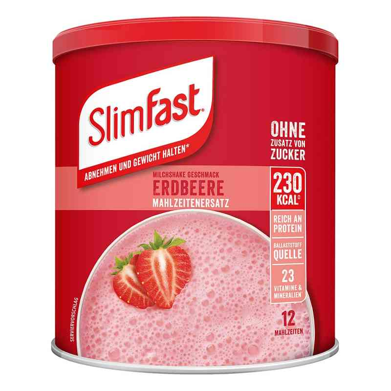 Slim Fast Pulver Erdbeere  bei apo-discounter.de bestellen
