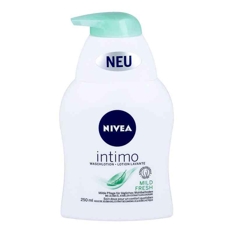 Nivea Intimo Waschlotion mit Pumpe  bei apo-discounter.de bestellen