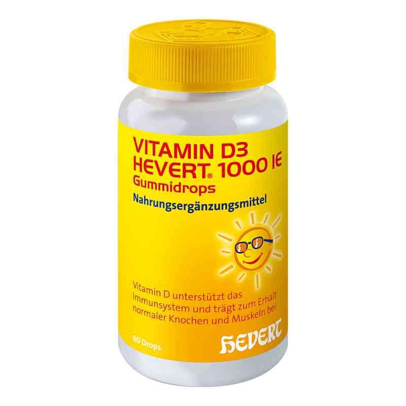 Vitamin D3 Hevert 1.000 I.e. Gummidrops  bei apo-discounter.de bestellen