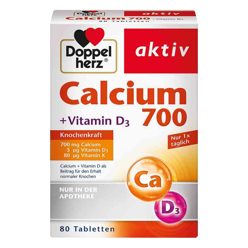 Doppelherz Calcium 700+vitamin D3 Tabletten  bei apo-discounter.de bestellen