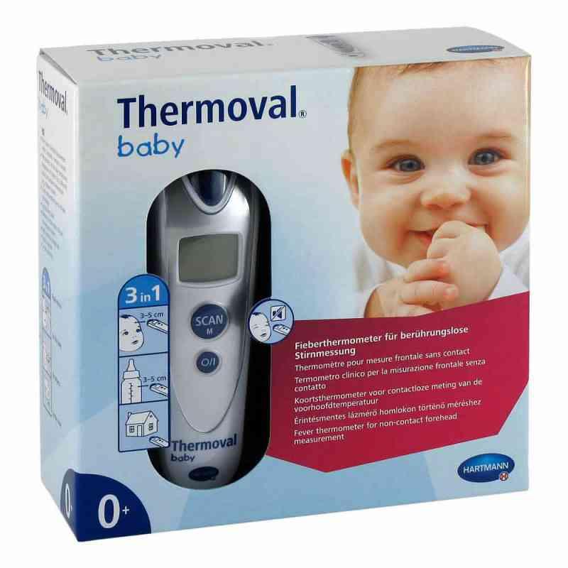 Thermoval baby non-contact Infrarot-fiebertherm.  bei apo-discounter.de bestellen