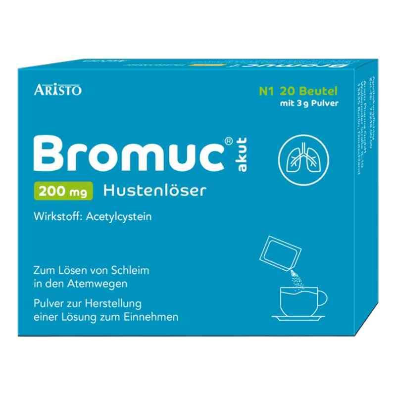 Bromuc akut 200mg Hustenlöser  bei apo-discounter.de bestellen