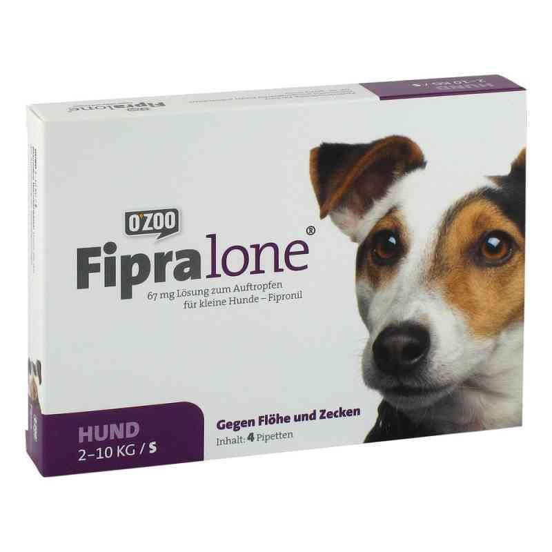 Fipralone 67 mg Lösung zur, zum auftropf.f.kleine Hunde veterinä  bei apo-discounter.de bestellen