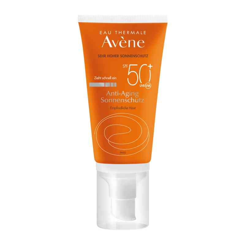 Avene Sunsitive Anti-aging Sonnenemulsion Spf 50+  bei apo-discounter.de bestellen