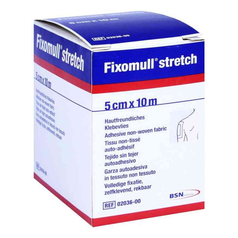 Fixomull stretch 5 cmx10 m  bei apo-discounter.de bestellen