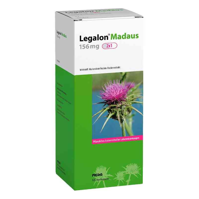 Legalon 156 mg Madaus Hartkapseln  bei apo-discounter.de bestellen