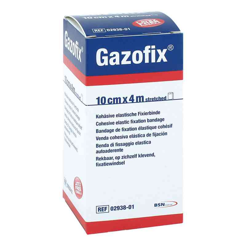 Gazofix Fixierbinde kohäsiv 10 cmx4 m  bei apo-discounter.de bestellen