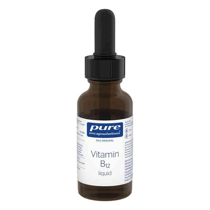 Pure Encapsulations Vitamin B12 liquid  bei apo-discounter.de bestellen