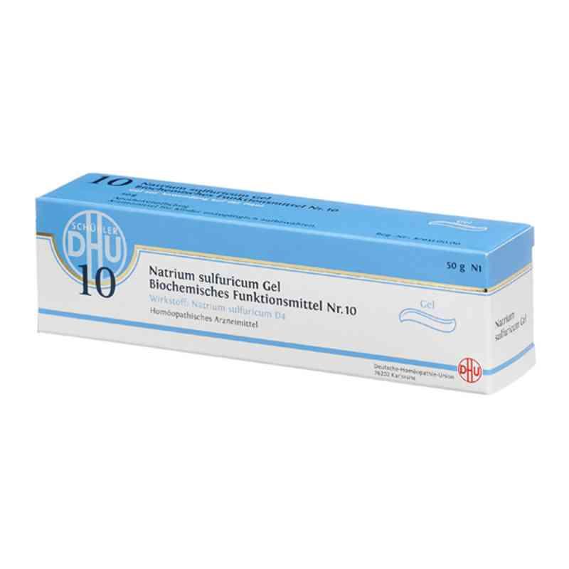 Biochemie Dhu 10 Natrium sulfuricum D 4 Gel  bei apo-discounter.de bestellen