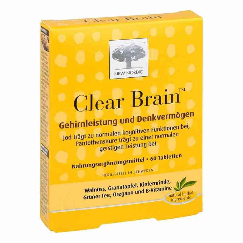 Clear Brain Tabletten  bei apo-discounter.de bestellen