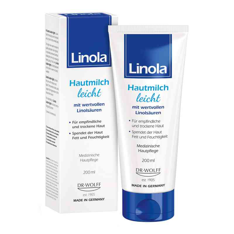 Linola Hautmilch leicht  bei apo-discounter.de bestellen