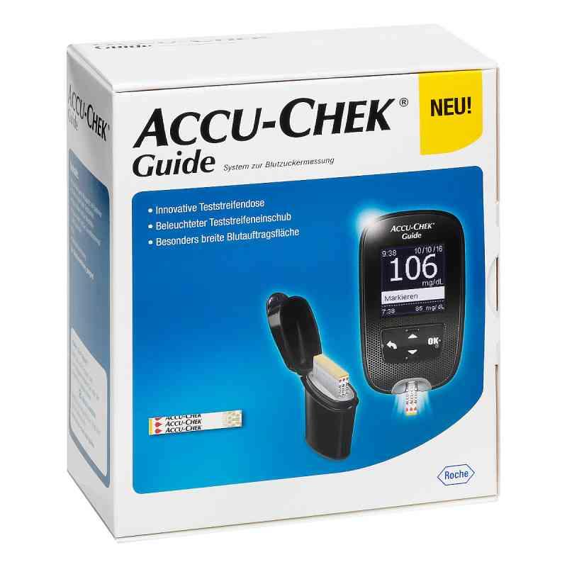 Accu Chek Guide Set mg/dl  bei apo-discounter.de bestellen