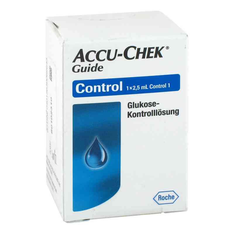 Accu Chek Guide Kontrolllösung  bei apo-discounter.de bestellen