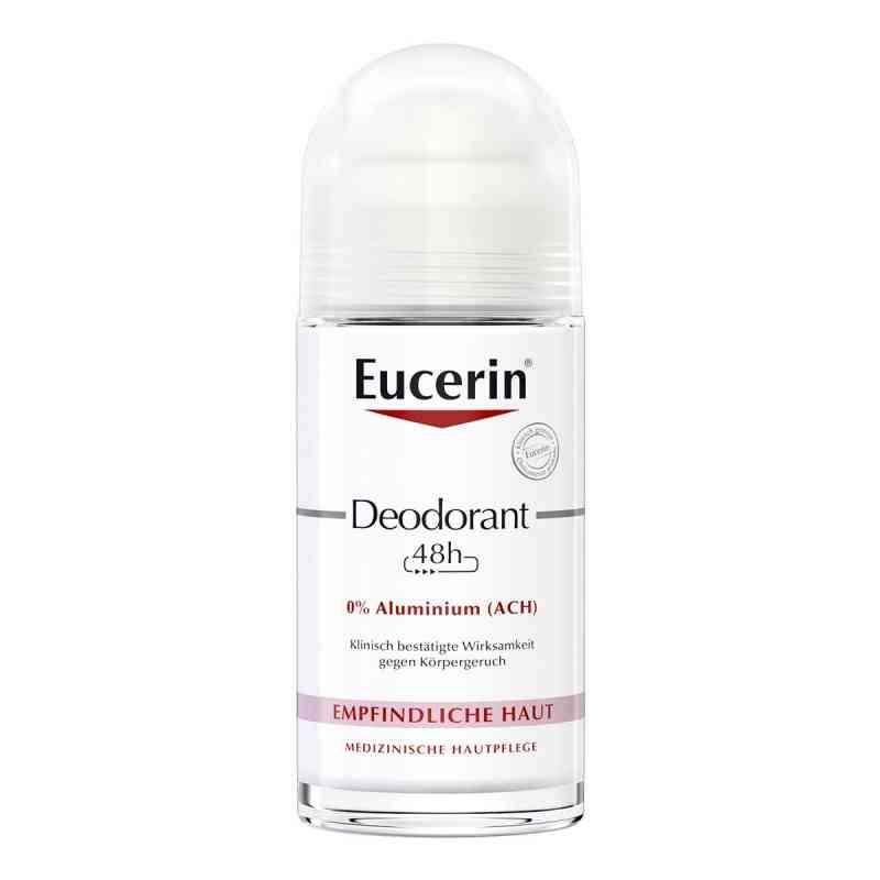 Eucerin Deodorant Roll-on 0% Aluminium  bei apo-discounter.de bestellen