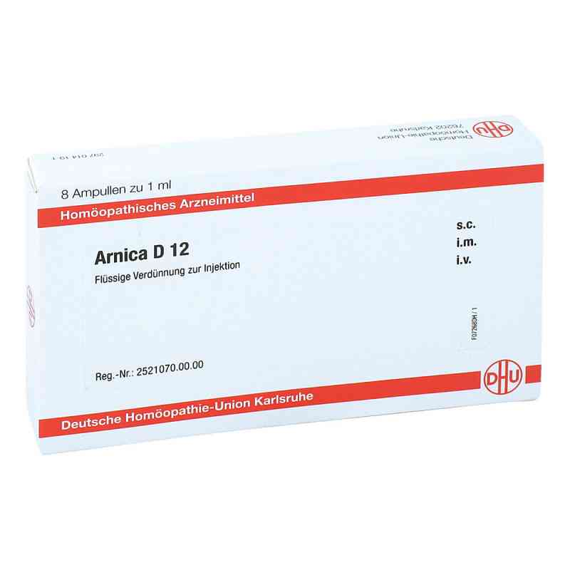 Arnica D 12 Ampullen  bei apo-discounter.de bestellen