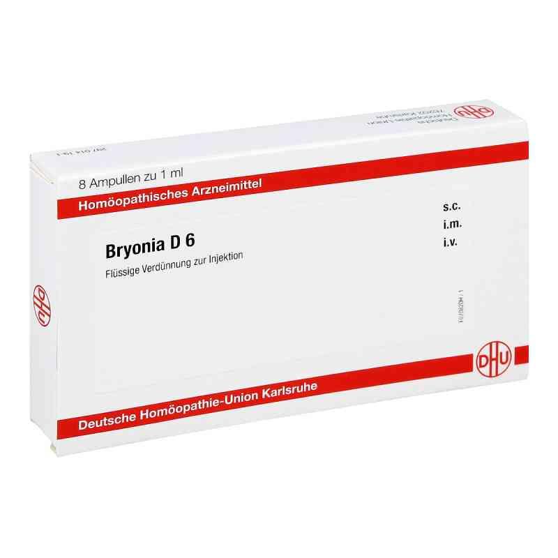 Bryonia D 6 Ampullen  bei apo-discounter.de bestellen