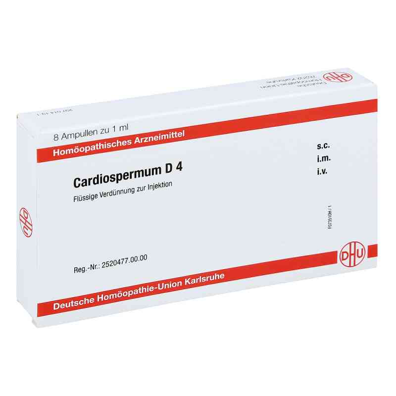Cardiospermum D 4 Ampullen  bei apo-discounter.de bestellen
