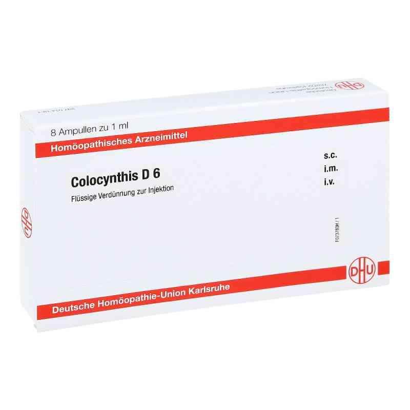Colocynthis D 6 Ampullen  bei apo-discounter.de bestellen