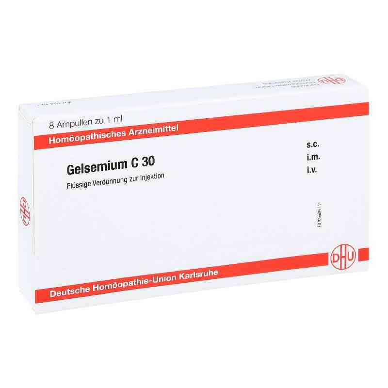 Gelsemium C 30 Ampullen  bei apo-discounter.de bestellen