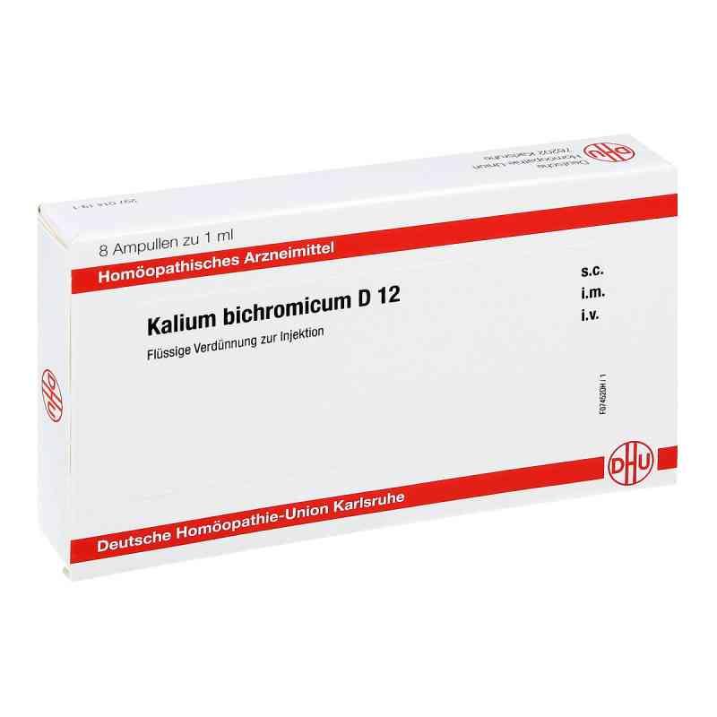 Kalium Bichromicum D 12 Ampullen  bei apo-discounter.de bestellen