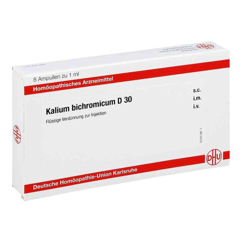 Kalium Bichromicum D 30 Ampullen  bei apo-discounter.de bestellen