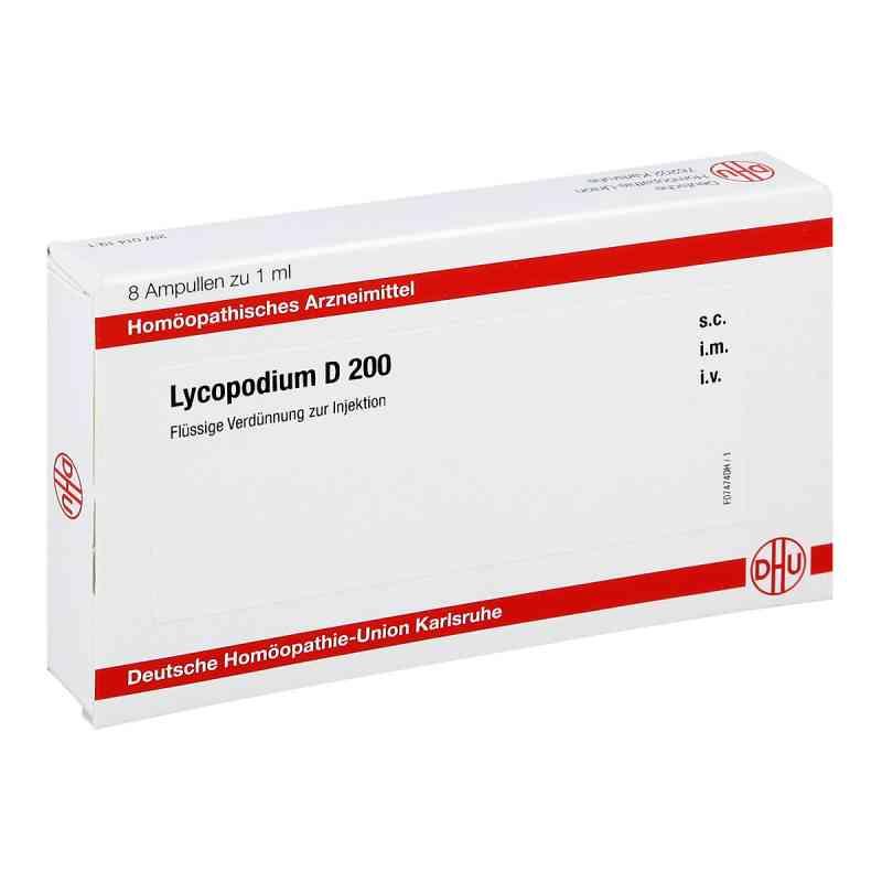 Lycopodium D 200 Ampullen  bei apo-discounter.de bestellen
