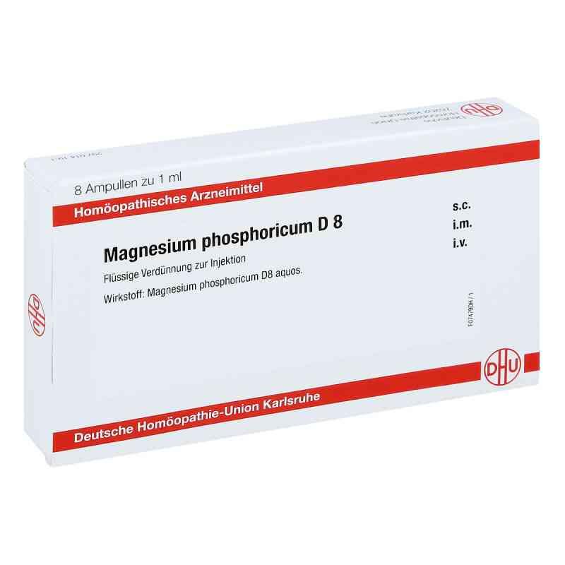 Magnesium Phosphoricum D 8 Ampullen  bei apo-discounter.de bestellen