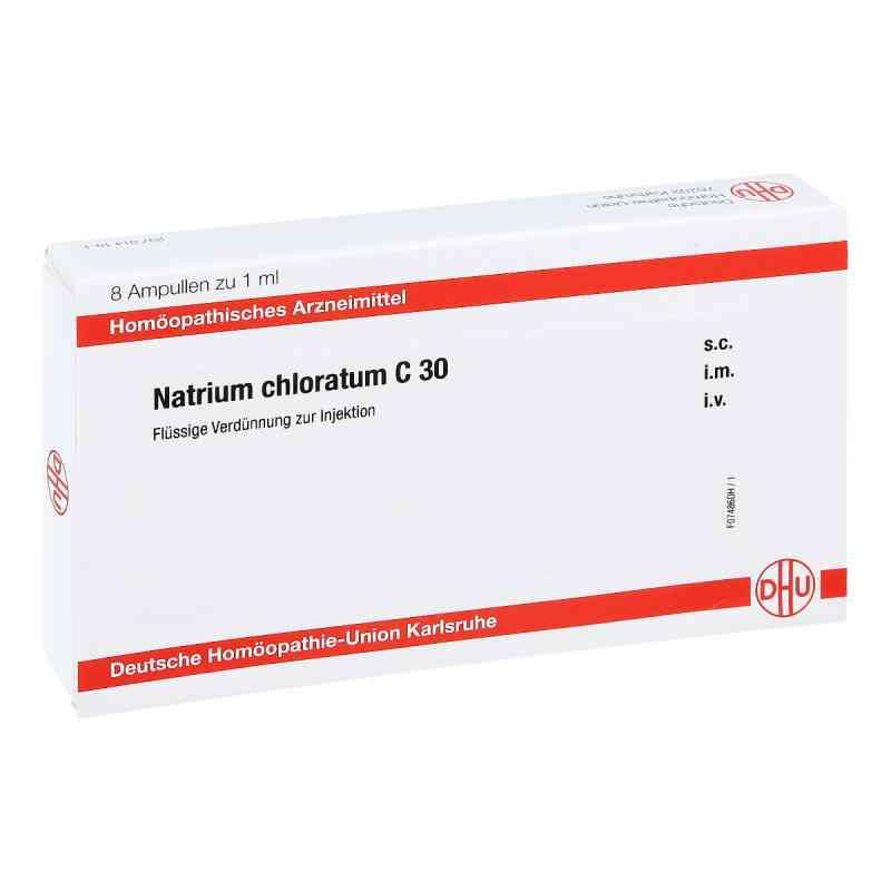 Natrium Chloratum C 30 Ampullen  bei apo-discounter.de bestellen