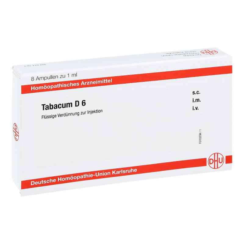 Tabacum D 6 Ampullen  bei apo-discounter.de bestellen