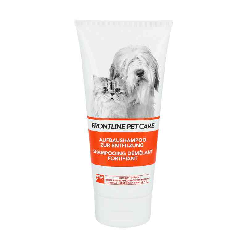 Frontline Pet Care Aufbaushampoo zur, zum Entfilzung veterinär   bei apo-discounter.de bestellen