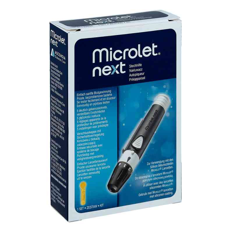Microlet Next Stechhilfe  bei apo-discounter.de bestellen