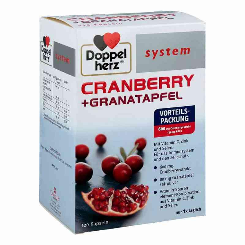 Doppelherz Cranberry+granatapfel system Kapseln  bei apo-discounter.de bestellen