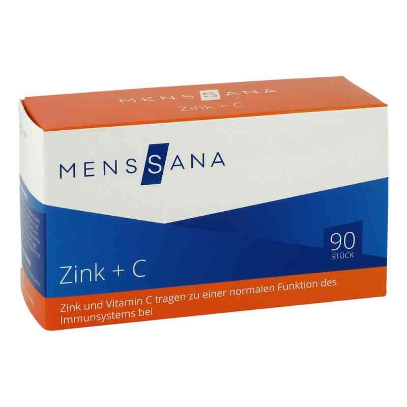 Zink+c Menssana Lutschtabletten  bei apo-discounter.de bestellen