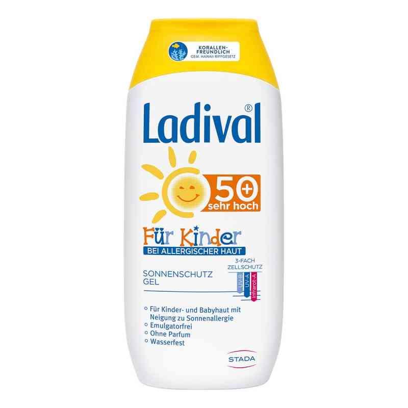 Ladival Kinder Sonnengel allergische Haut Lsf 50+  bei apo-discounter.de bestellen