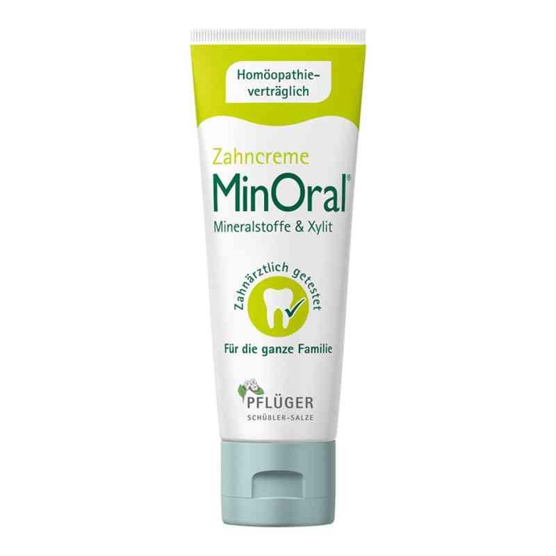 Minoral Zahncreme  bei apo-discounter.de bestellen