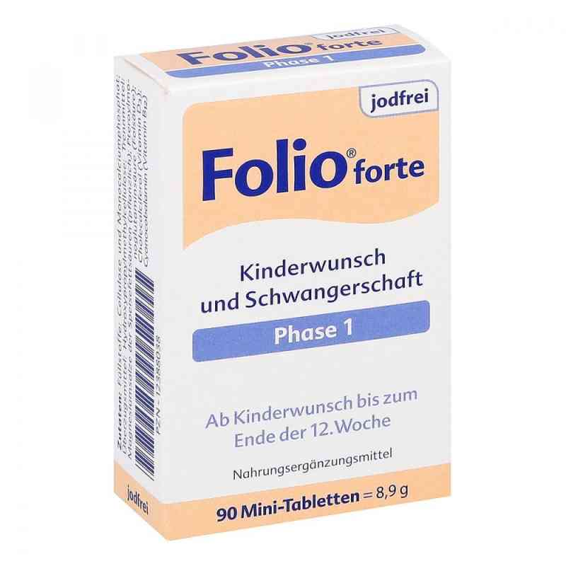 Folio 1 forte jodfrei Filmtabletten  bei apo-discounter.de bestellen