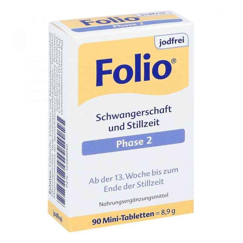 Folio 2 jodfrei Filmtabletten  bei apo-discounter.de bestellen