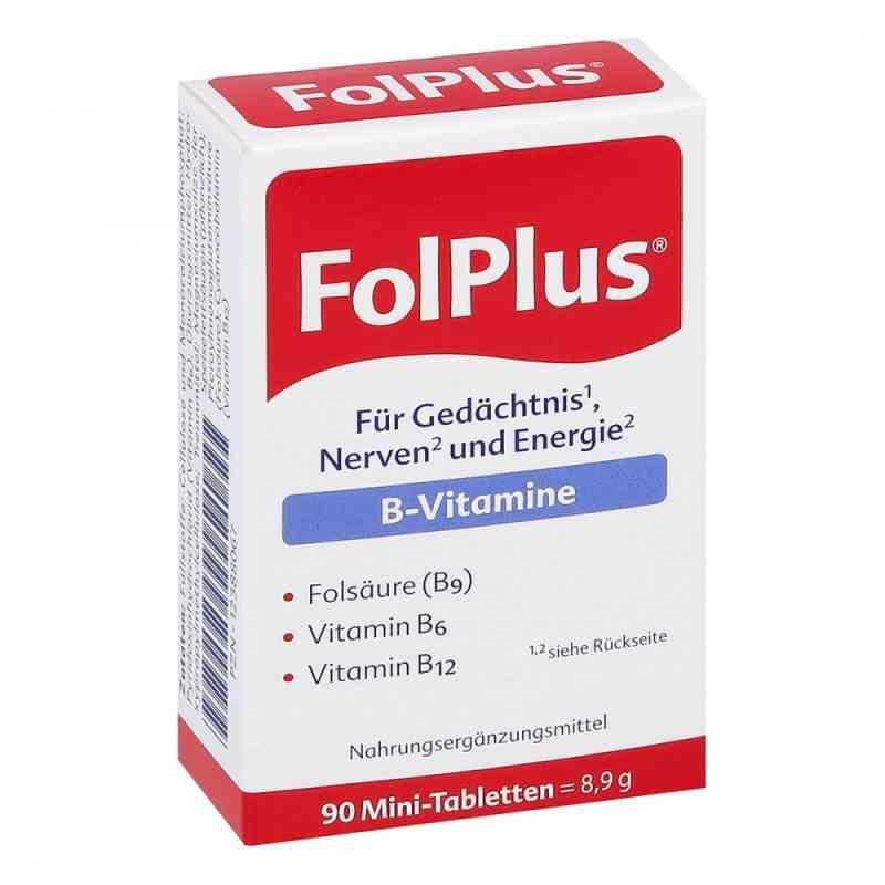 Folplus Filmtabletten  bei apo-discounter.de bestellen