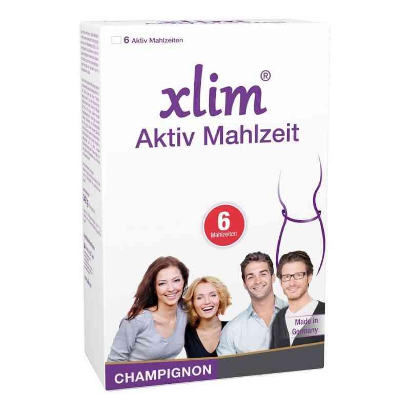 Xlim Aktiv Mahlzeit Champignon Pulver  bei apo-discounter.de bestellen
