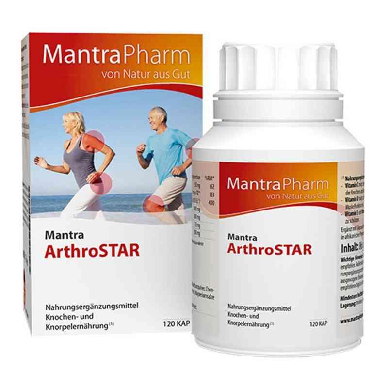 Mantra Arthrostar Gelenkernährung mit Weihrauch Kapseln  bei apo-discounter.de bestellen