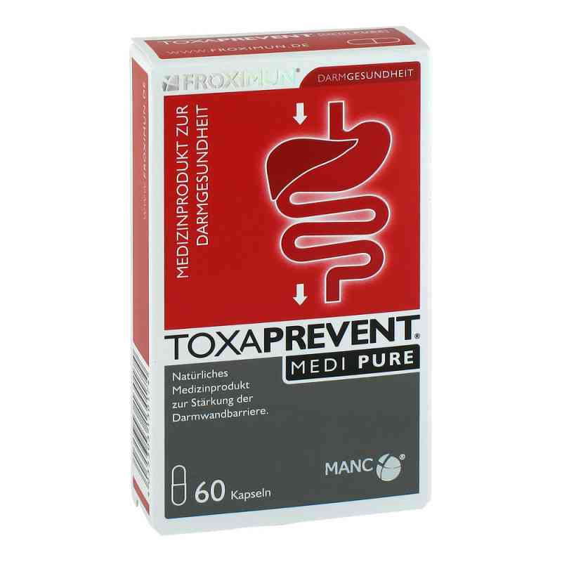 Froximun Toxaprevent medi pure Kapseln  bei apo-discounter.de bestellen