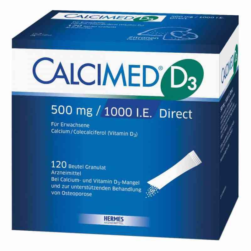 Calcimed D3 500mg/1000 internationale Einheiten Direct  bei apo-discounter.de bestellen