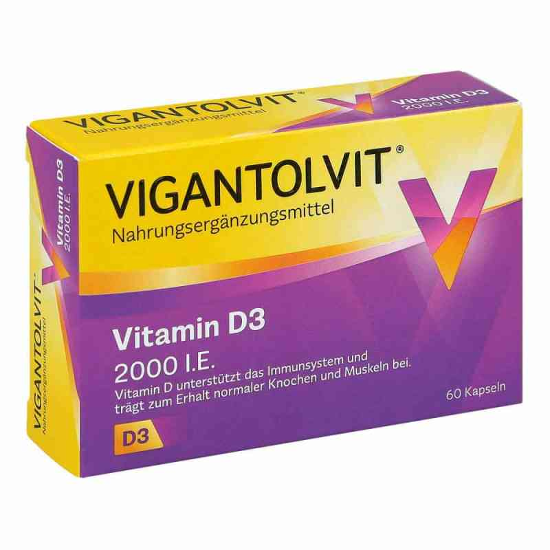 Vigantolvit 2000 I.e. Vitamin D3 Weichkapseln  bei apo-discounter.de bestellen