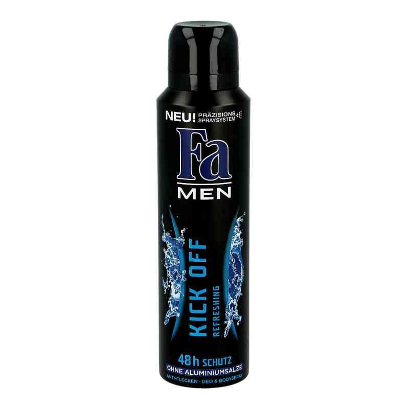 Fa Deo Spray Men Kick Off Refreshing 48h  bei apo-discounter.de bestellen