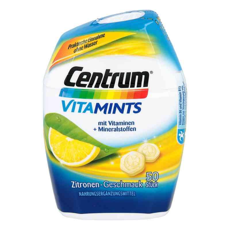 Centrum Vitamints Zitronen-geschmack Kautabletten  bei apo-discounter.de bestellen