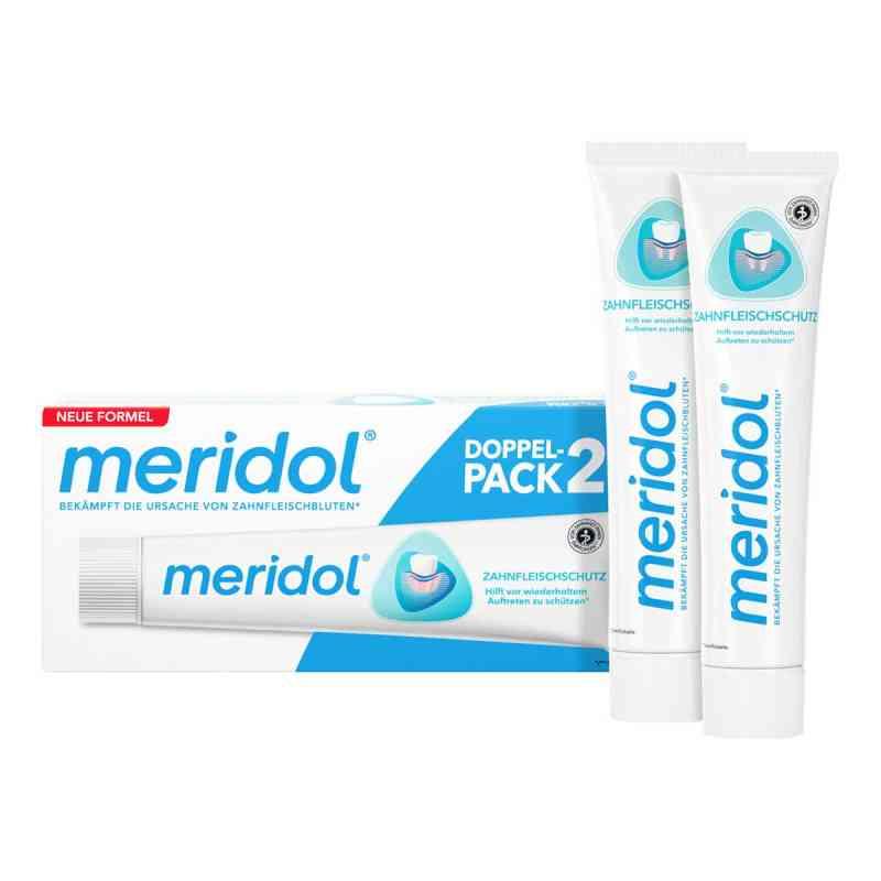 Meridol Zahnpasta Doppelpack  bei apo-discounter.de bestellen